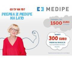 Opiekunka osób starszych w Niemczech / ZLECENIE Z PREMIĄ W KOLN